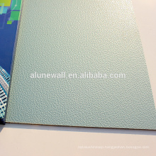 PVDF Coated Embossed Aluminum Composite Panel For Decoration