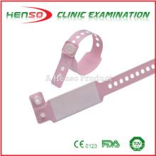 Pulseras para identificación de pacientes HENSO