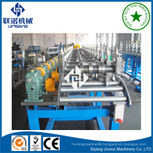rolling gate type shutter slat forming machine