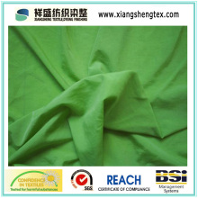 100% Polyester Micro Peach Plain Fabric