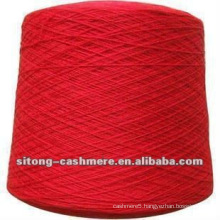 pure cashmere yarn for spinning use