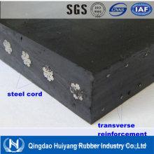 Горное оборудование на DIN 22131 стали шнур резиновый конвейер