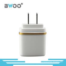 Mini Us Plug Single USB Cargador de viaje
