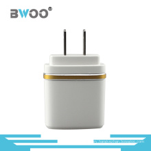 Single USB Wall Charger with Us Plug for Mobile Phone