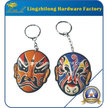 PVC Design Custom Keychain