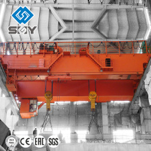 5-50/10t Hanger/hook Double Girder Bridge Crane