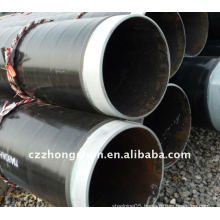 X42/X52/X60/X65/X70 Spiral steel pipe with 3PE/SSAW Pipe
