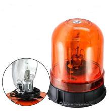 El poder 55W de alta potencia llevó la luz led halógena de la luz de baliza para la carretilla elevadora la ambulancia llevó la luz de baliza giratoria
