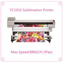 Imprimantes numériques à sublimation grand format
