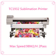 Large Format Textile Digital Sublimation Printers