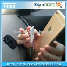 Dashaboard gel pad holder anti-theft device for mobile phone