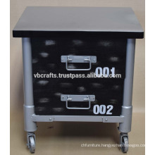 Industrial Design Drawer Cabinet