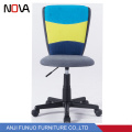 NOVA new design bright color fabric back reclining home office chair