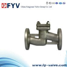 Válvula de retenção anti-retorno de aço forjado