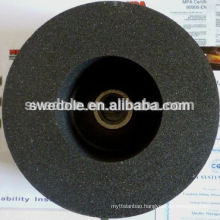 black silicon carbide abrasive polishing grinding wheel