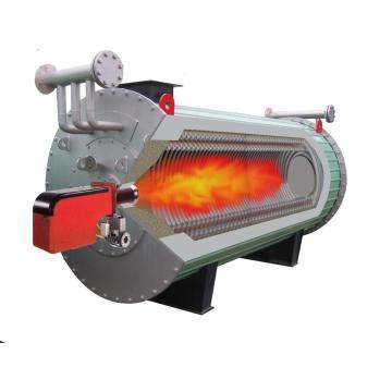 Caldeira a óleo quente térmica a gás horizontal
