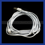 High Quality 3m/10ft Charger Cable for iPhone 5/5s USB Cable
