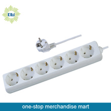 6 Outlet Low Power Consumption  Strip
