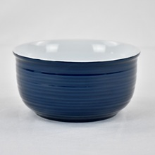 custom cheap round noodles ceramic bowl soup