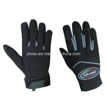 Mechanical Construction Working Safety Hand Protect Full Finger Glove