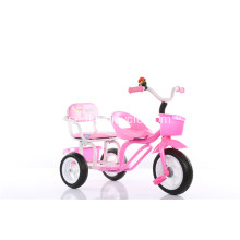 Barn trehjuling leksak rosa baby tricycle
