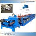 C Z purlin cold roll forming machine with online hole punching