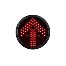 200mm 8 inch LED Traffic Light manufacturer red arrow optical