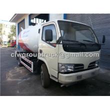 Camion de remplissage de gaz GPL