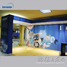 China cabines fornecedores Tradeshow exibição usado estande de feiras stands de exibição de varejo