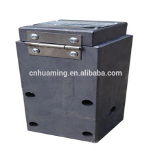 HP custom welding graphite mould