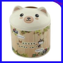Смазливая коробка для пластиковых тканей для дома