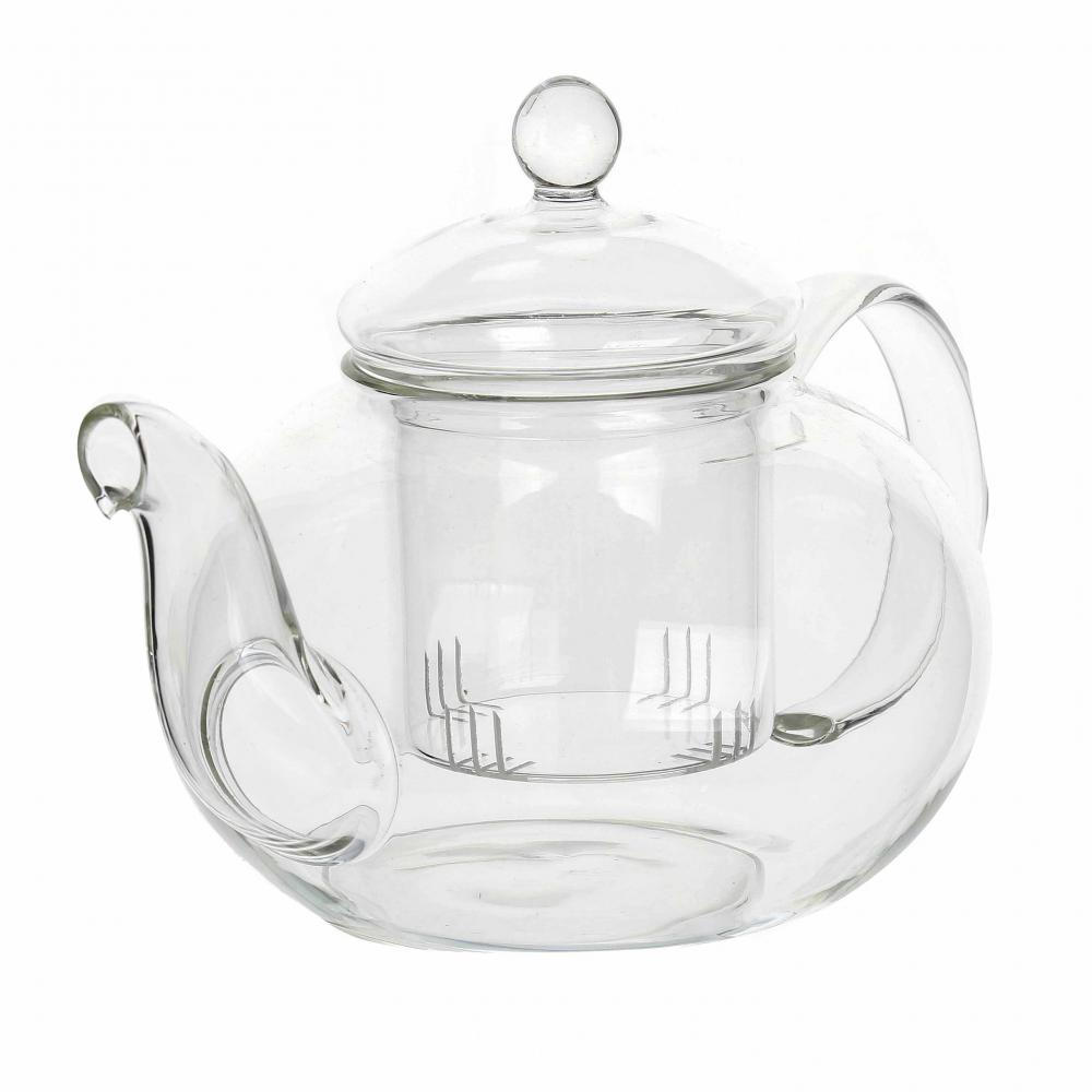 Flower Glass Teapot3