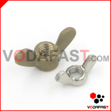 Wing Nuts (Steel / Stainless Steel / Brass)