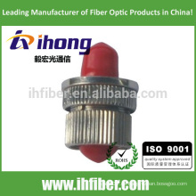 FC / UPC Singlemode Atenuador ajustable mecánico óptico 0-30db