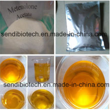 Injectable Primobolan Depot Steroid Powder Methenolone Acetate for Bodybuilding 434-05-9