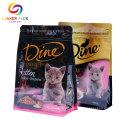Feuchtigkeitsgeschützte kundenspezifische Katzenfutter-Plastikzufuhr-Tasche