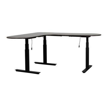 Bureau de table réglable de bureau de style simple debout