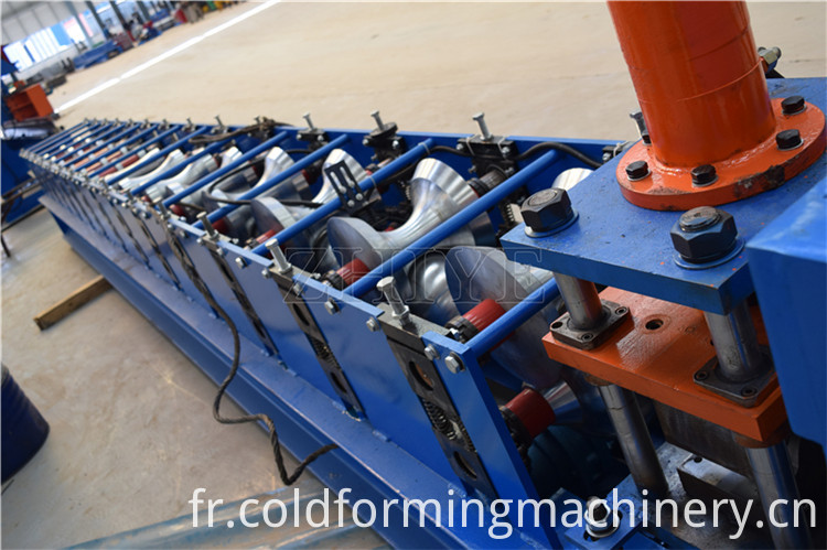 Metal Ridge Sheet Forming Machine