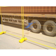Manufacturer PVC Coated Portable Temporary Fence