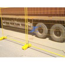 Hersteller PVC beschichtet tragbare temporäre Zaun