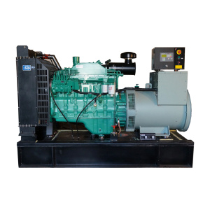 120kW CUMMINS diesel power engine generator set price