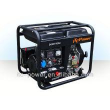 2 кВт сварочный аппарат ITC-POWER дизель-генераторная установка 0-190A