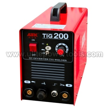 Tout nouveau Mini portable Best-seller Machine de soudage Inverter TIG-200