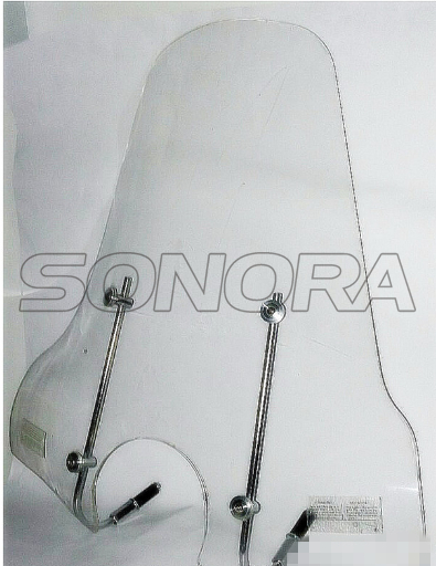 PIAGGIO VESPA LX150 Windshield TYPE 2