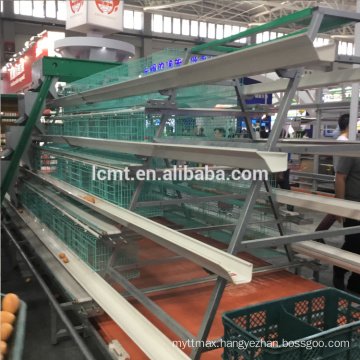 Poultry farm used A type laying hen chicken cage