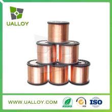 Liga de cobre-níquel, fio CuNi10 para disjuntor de baixa tensão