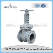 Bon a105 vanne à porte en acier au carbone pn16