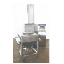 Alimentos Farmacêuticos Chemical Indusry Post Bin Blender