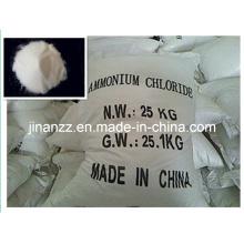 Poudre de qualité industrielle Chlorure d'ammonium (99,5% min)