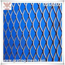 Verzinkter / niedriger Carbon / MID Stahl / expandiertes Metallgewebe